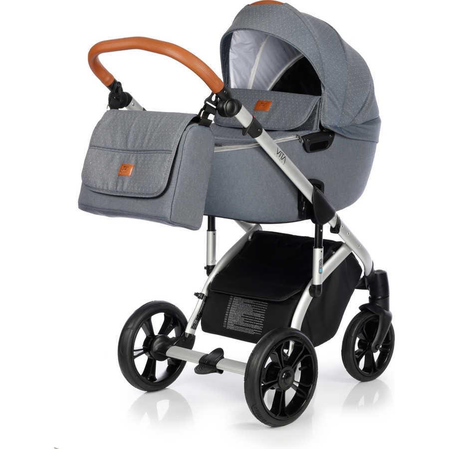 My Junior® Vita Unique Travel Sistem Bebek Arabası - 3İn1Set